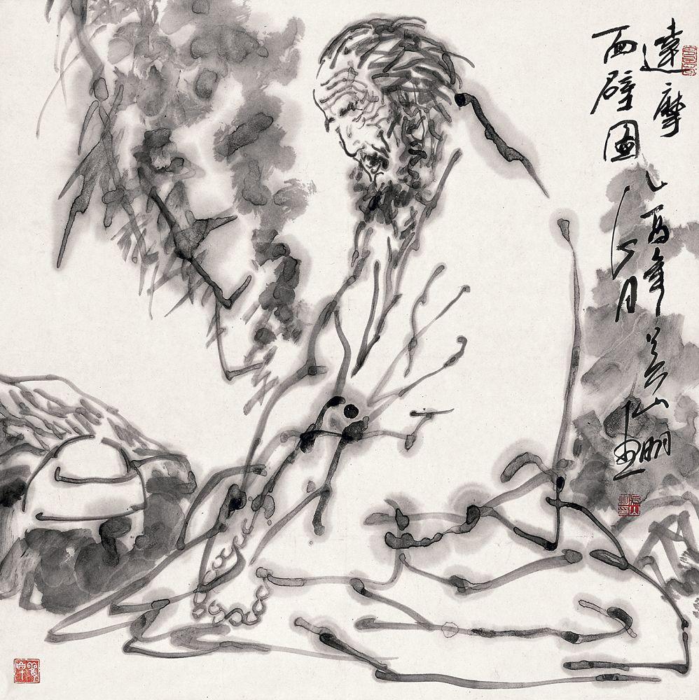 风格 岭南/吴山明